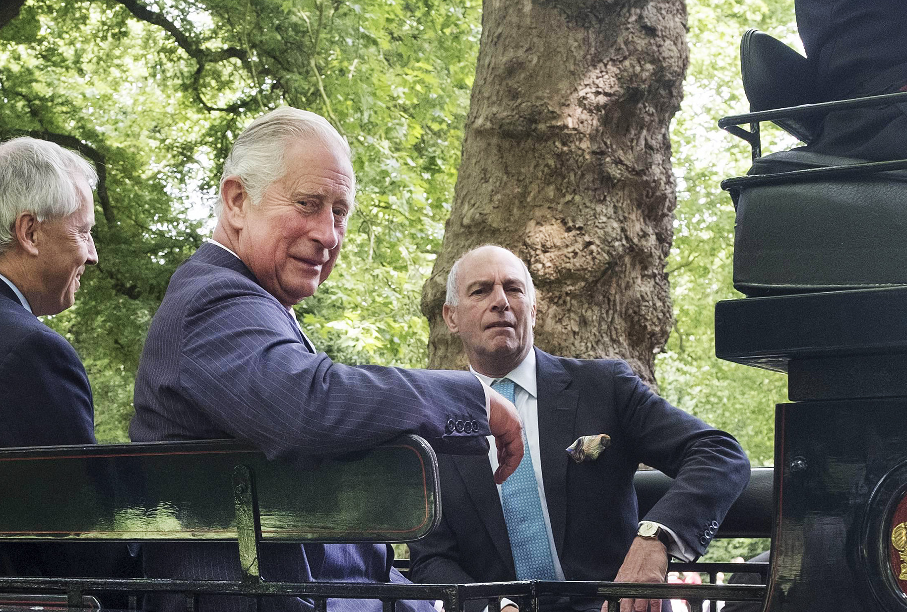 BRITAIN London 13/07/2017HRH The Prince of Wales with the Shire Horses of Operation Centaur at the launch of the Royal Parks Charity©Paul Stewart 2016@@PS_HRH1030.JPG