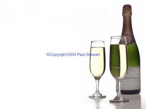 Champagne Glasses / Bottle ©Paul Stewart/Retna 2005 Credit All Uses Digital File Only
