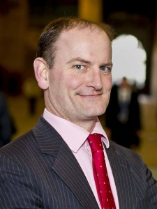 Douglas Carswell former Conservative, now UKIP MP at the Houses of Parliament © Paul Stewart 2013