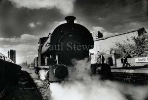 The Steam Men:- From a feature on the Last working steam rail museum in London Picture ©Paul Stewart