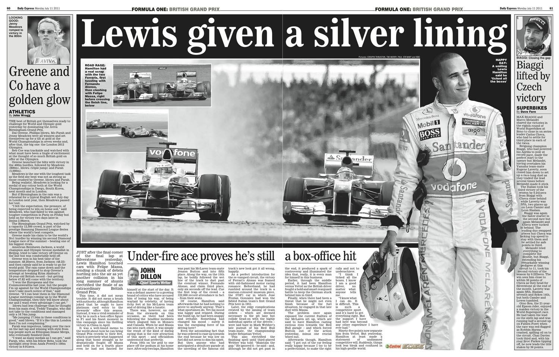 Lewis-Express